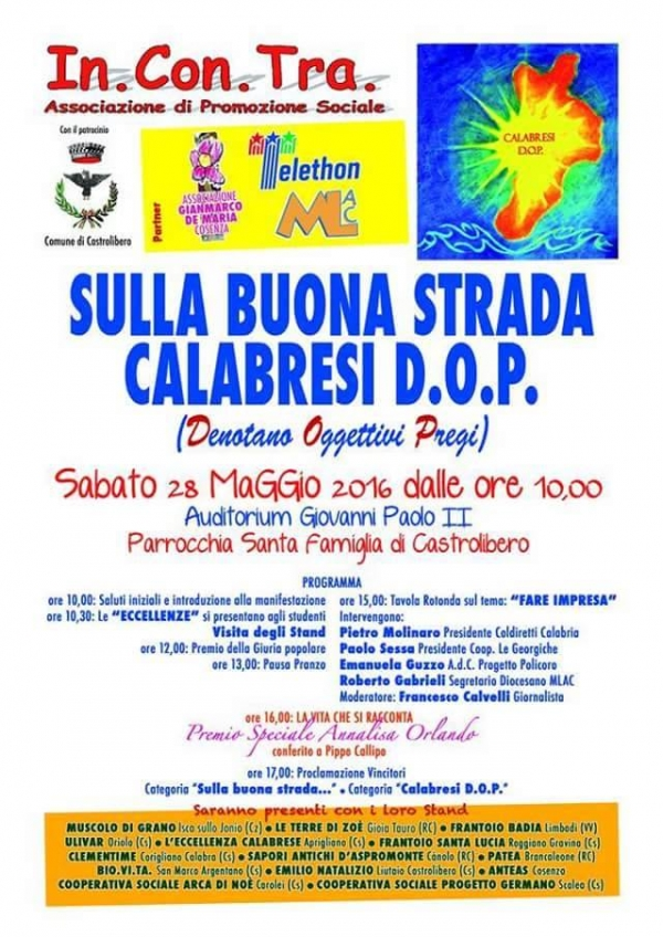 Calabresi DOP